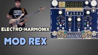 """Обзор педали эффектов Electro Harmonix """"Mod Rex"""" / Комбинируй, сочетай, твори!"""