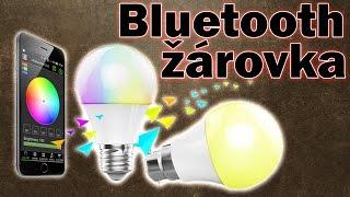 💡 Bluetooth LED žárovka - Magic Blue od GearBest.com