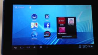 "D2 PAD 7"" INTERNET TABLET REVIEW"