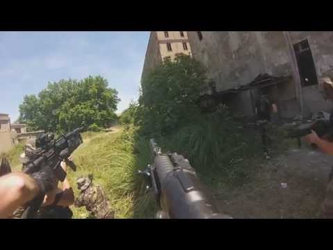 airsoft port saint louis 01/06/2014 (team the pub guy's)