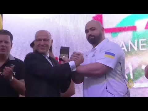 هذا الصباح-مصارعة الأذرع.. رياضة تزدهر بلبنان  - 12:54-2018 / 9 / 14