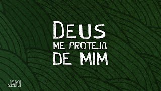 Chico César - Deus Me Proteja (Lyric Video)