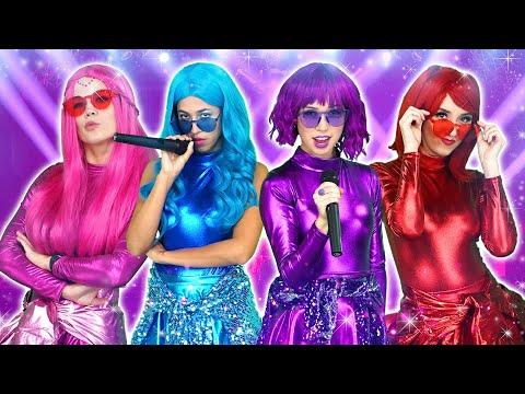 FEEL ME   THE SUPER POPS RAP BATTLE SONG & DANCE Totally TV Originals