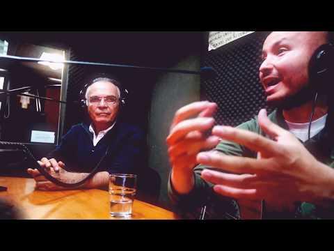 Marino Restrepo, Teresita Gonzalez y Andres Pabon - RADIO MARIA 1/2  - 2018