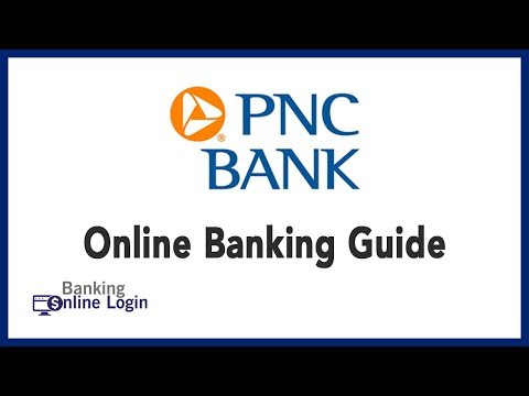 PNC Bank Online Banking Guide | Login - Sign up