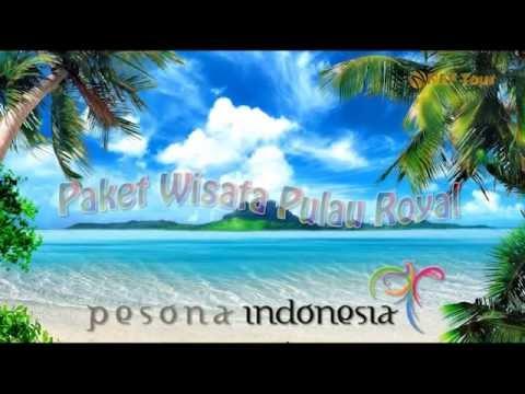 Paket Wisata Pulau Royal Pulau Seribu - NEFtour & Travel