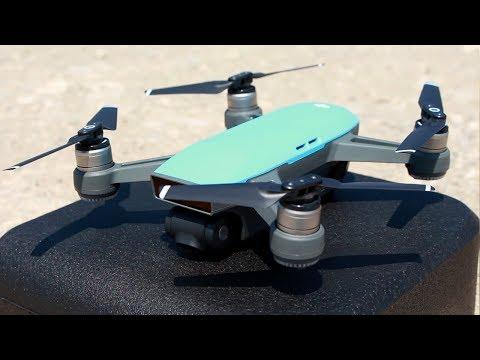 Generate DJI Spark First Flight and Impressions Screenshots