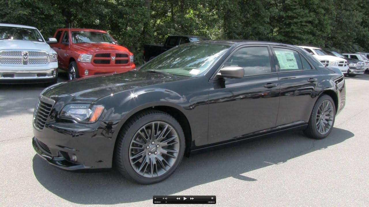 2013 chrysler 300c john varvatos limited edition start up exhaust and in depth review [ 1280 x 720 Pixel ]