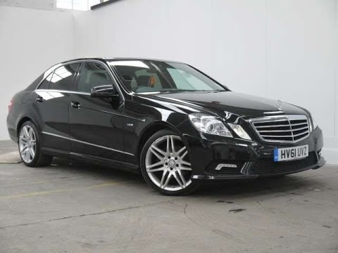 2011 mercedes benz e250 cdi sport blueefficiency saloon. Black Bedroom Furniture Sets. Home Design Ideas