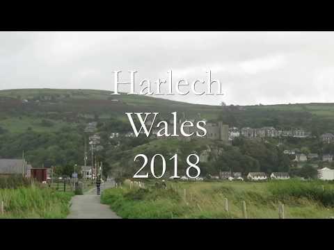 Harlech, Wales 2018