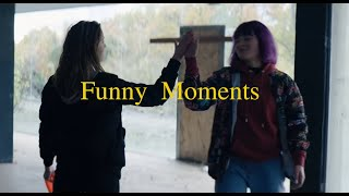 Lola and Maya Funny Moments | Skam France S6