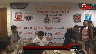 PERNYATAAN RESMI PARA SURAMADU SUPER CUP SIAP