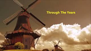 Kenny Rogers -  Through The Years (lyrics)