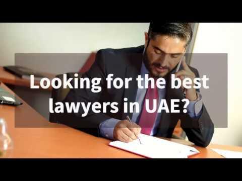 Lawyers in UAE