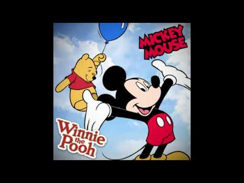 (Audio Only!) Winnie-the-Pooh VS Mickey Mouse: Rap Battle
