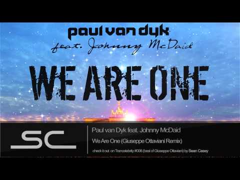 Paul van Dyk feat Johnny McDaid  We Are e Giuseppe Ottaviani Remix HQ