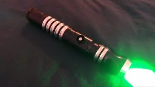 Ultrasabers Dark Initiate LE V4 Unboxing