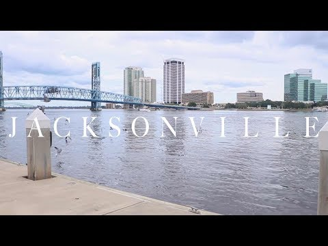 DAY TRIP TO JACKSONVILLE -Vlog