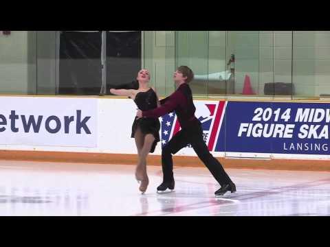 2014 US Sectional Figure Skating Championships - Gart/Stanley