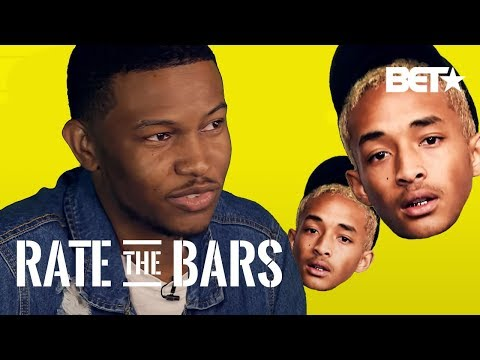 Nick Grant Confused Over Jaden Smith's Icon? Nipsey Hussle, Pusha T, Rich The Kid | Rate The Bars