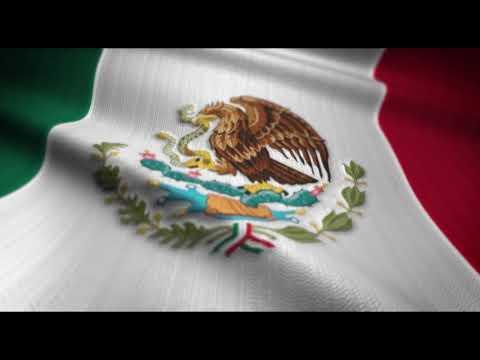 Himno Nacional Mexicano Completo, letra y música (10 estrofas)