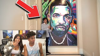 Faze Rug NEW House Tour Reaction w/ My Girlfriend