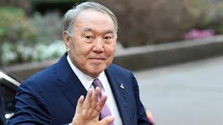 Как шутит Назарбаев