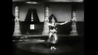 Vyjayanthimala Bharatanatyam Dance, New Delhi (1956)
