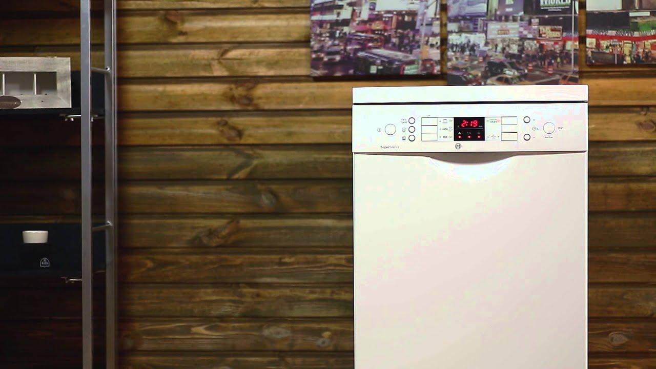 видео инструкция посудомоечной машинки бош sps40e42ru