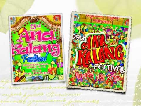 Ana Kalang Pestibal: Pagdiriwang ng Buhay at Kultura sa Bayan ng Nagcarlan