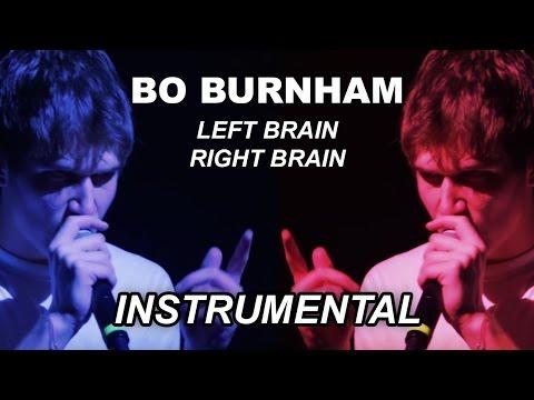 Left Brain, Right Brain - Bo Burnham (Instrumental)