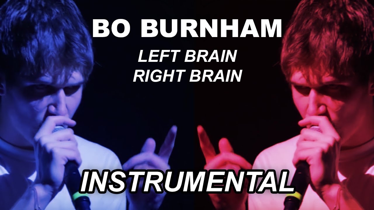 Left Brain, Right Brain - Bo Burnham (Instrumental)