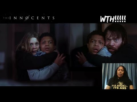 THE INNOCENTS Official Trailer Netflix Sci-Fi Series  (2018) | Reaction