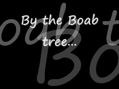 Angela Little - By the Boab tree Lyrics