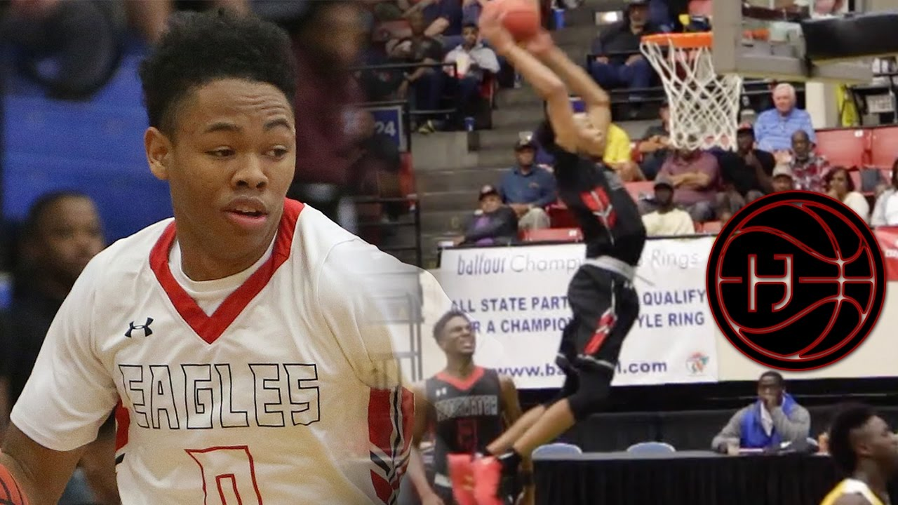 Anfernee Simons BEST SG in Country c o 2018  Leads Team to STATE ... 9d94a574e