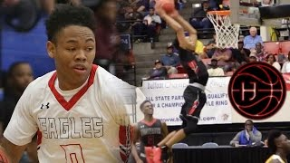 Anfernee Simons BEST SG in Country c/o 2018? Leads Team to STATE CHAMPIONSHIP