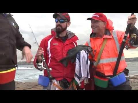 Fish & Hunt Drummer Fishing Rock Fishing