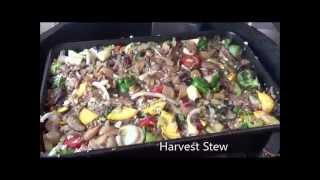 Harvest Stew, Green Egg Style
