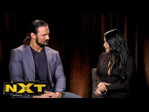 Zelina Vega claims NXT Champion Drew...