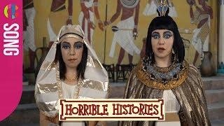 Horrible Histories | Fake News Song | Flo and Joan