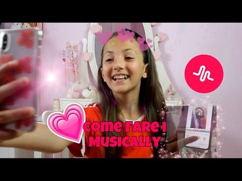 COME FARE I MUSICAL.LY CON I NUOVI EFFETTI! || Marica