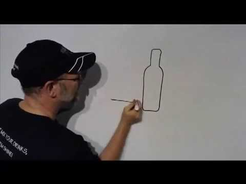 Bottle Outline Commercial, Kealy's