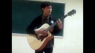 HUS GUITAR CLUB- GÁNH HÀNG RAU
