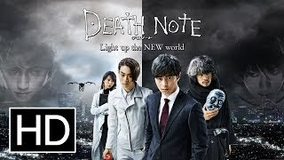 Death Note Light Up the New World - Official Trailer