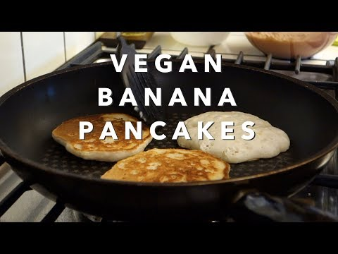 vegan-banana-pancakes-🍌🥞-|-vlogmas-day-17