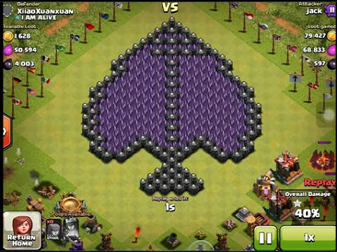 clash of clans high level strategy 240 archer lvl