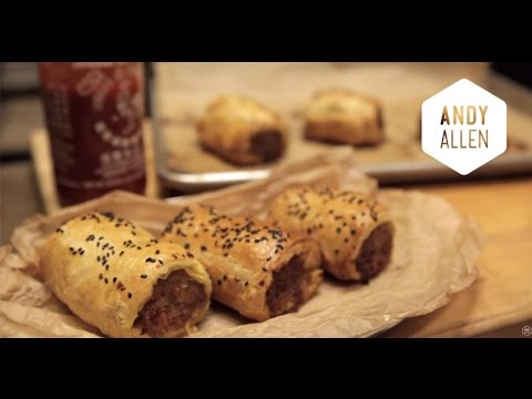 How To | Australian Sausage Roll Recipe