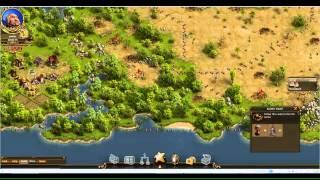 Settlers online Horseback Adventure tutorial