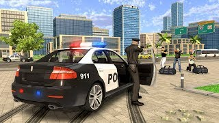 Police Car Chase Cop Simulator (by Game Pickle) Android Gameplay [HD] screenshot 1