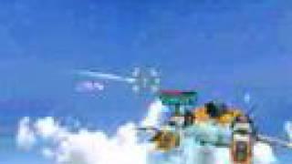 Gundam 00 (DS) - Boss Rush